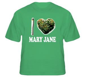 I love mary jane