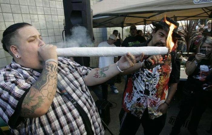 huge joint