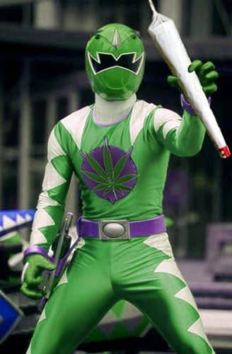 mighty morphin power toker