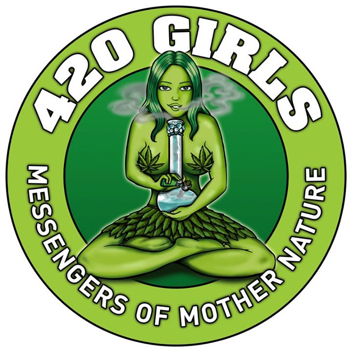 420 girls messengers of mother nature