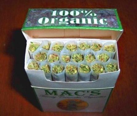 Pack of joints