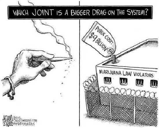 which joint is a bigger drag on the system?