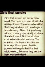 girls that smoke