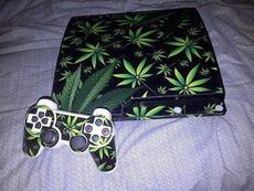 weed playstation